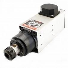 Электрошпиндель 3,3 кВт, C41/47-C-400-DB-ER25-HY-RR-RH