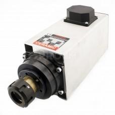 Электрошпиндель 6 кВт, C51/60-D-400-DB-ER32-HY-RH