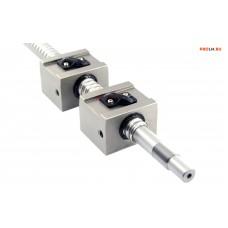 Шариковинтовой привод, R16-5B1-2SSTNW-598-700-0.05