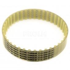 Ремень зубчатый полиуретановый, T10-400-25