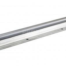 Цилиндрический вал на опорной рейке SBR30- (3000)