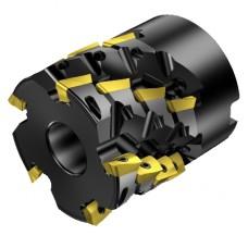 Длиннокромочная фреза для обработки прямоугольных уступов CoroMill® 390 R390-080Q32-71L