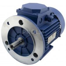 Электродвигатель АИР80В6-У2-220/380-50IМ2081-Р.К.В.К31Е-ААА IЕ1 (1,1*1000) комб