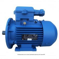 Электродвигатель 4ВР100S4-У2-220/380-50IМ1081-Р.К.В.К31ААА IЕ1 3*1500 лапы